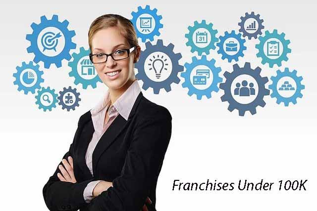 Innovative Franchises Under 100K